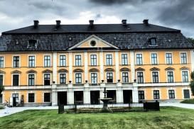the manor house at Nynäs