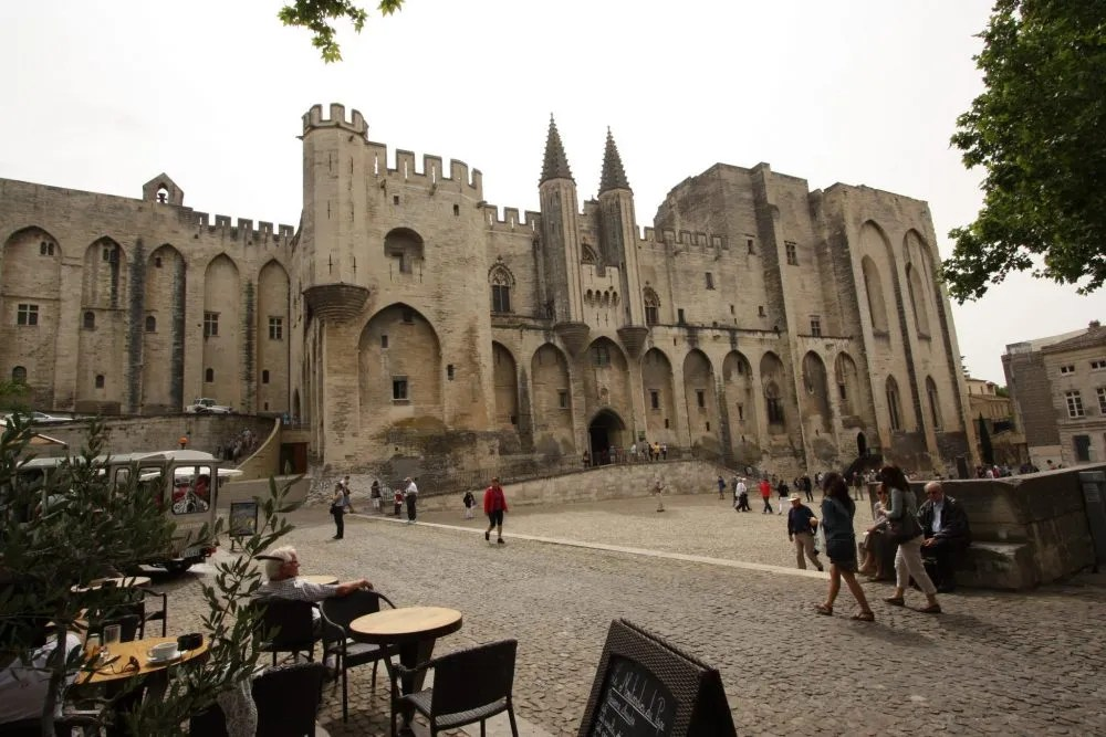 Avignon, France. Photo courtesy of Janice Chung