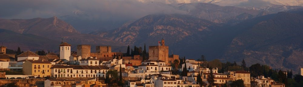 Granada, Spain. Photo courtesy of Carol Byrne