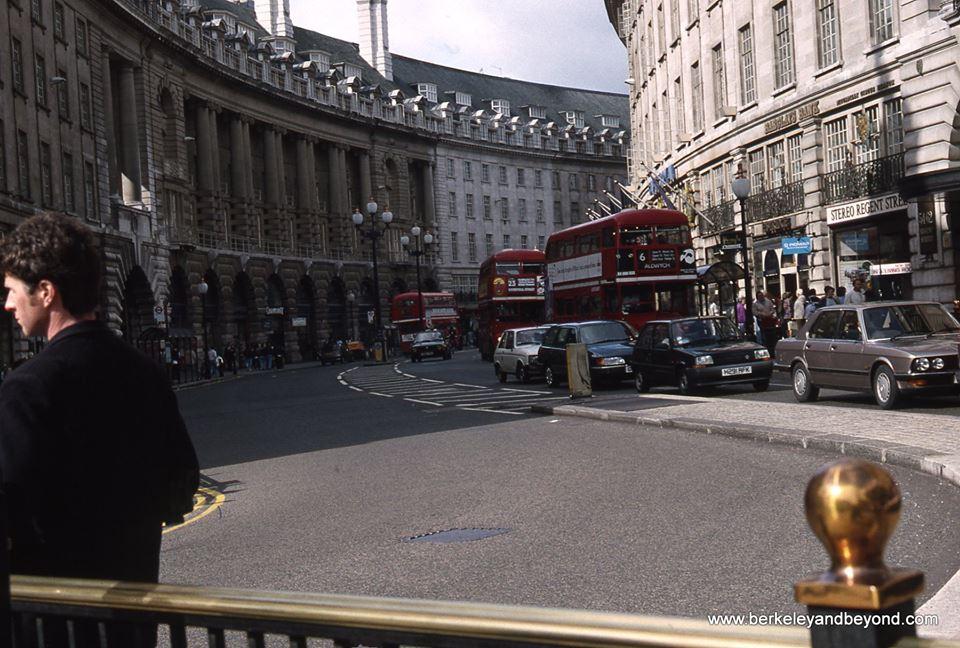 London. Photo courtesy of Carole Terwilliger Meyers