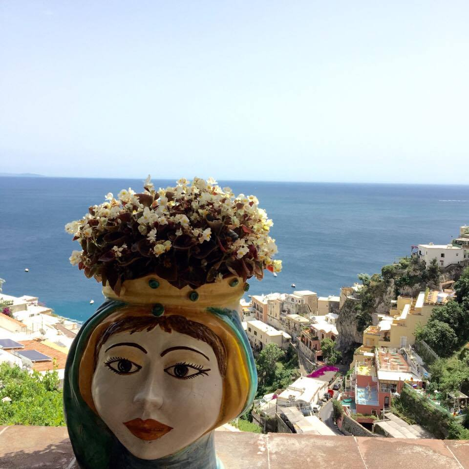 Positano, Italy. Photo courtesy of Judy Krell Freedman.