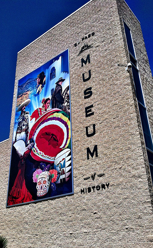 Traces of El Paso's history: the El Paso museum of history. Image via Flickr by VisitElPaso