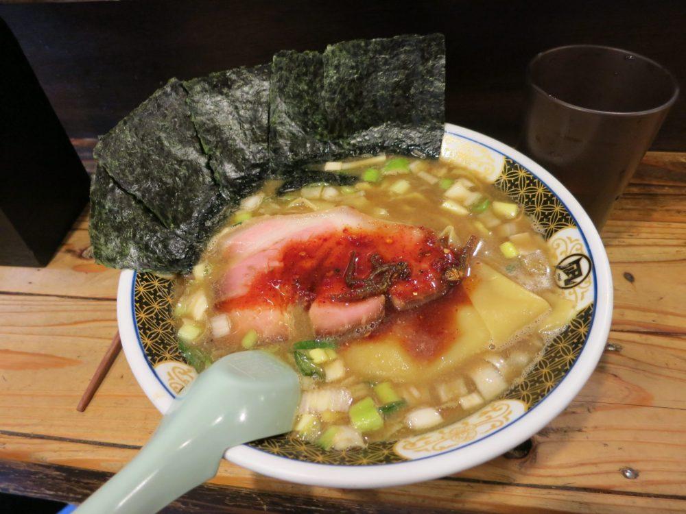 So many wonderful soups in Japan!