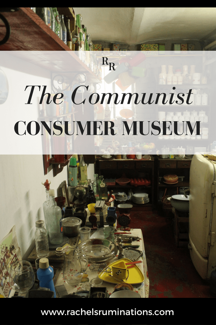 The Communist Consumers Museum in Timisoara, Romania, is a packrat's dream, but not really a museum.