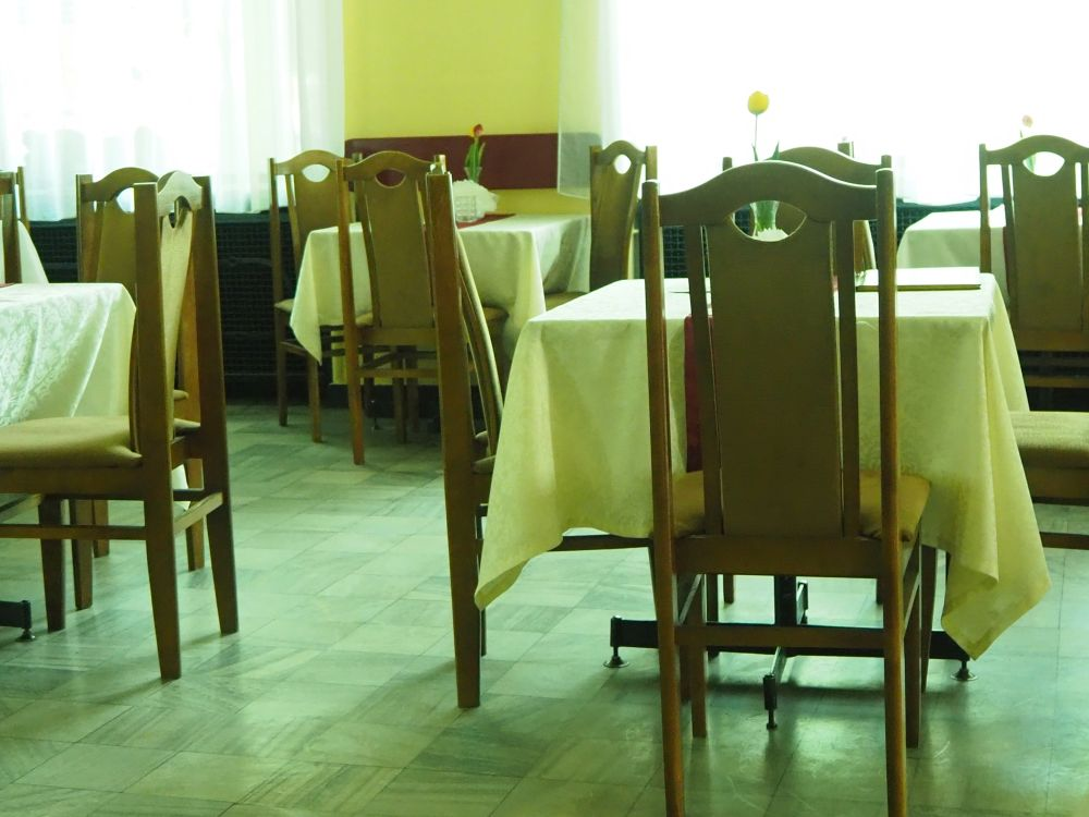 The Stylowa Restaurant, visited on our Krakow Tour with a twist