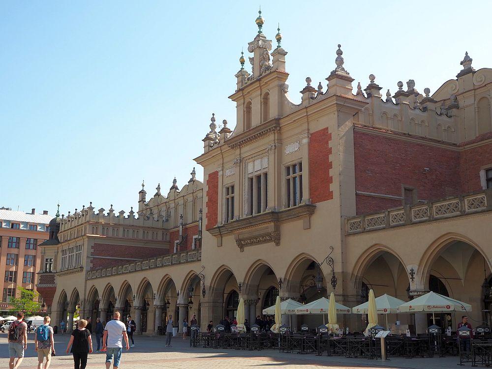 Rynek Underground Museum at Krakow Main Square