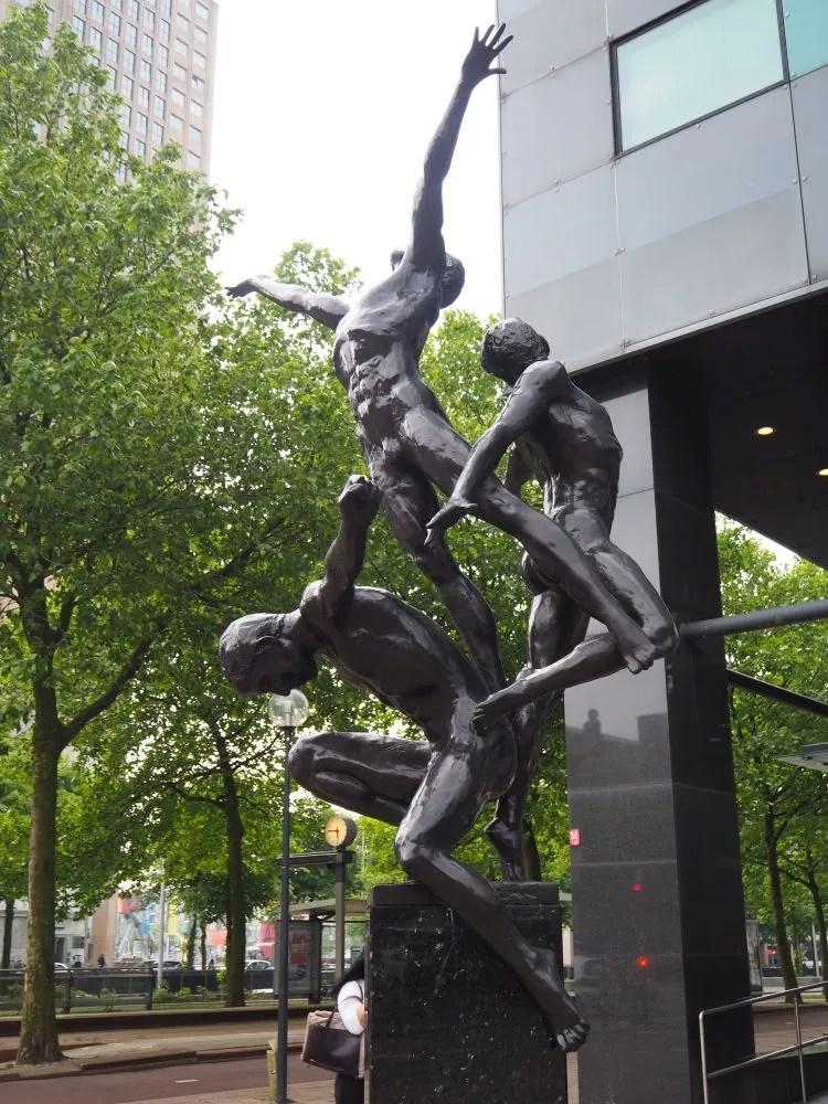 Triumph, by Kees Verkade