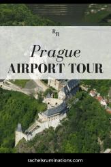 Prague Airport pin 2
