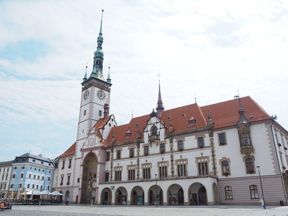 Olomouc town hall