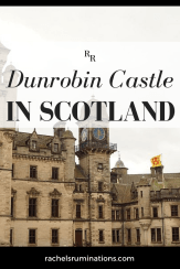 If you're traveling to the Scottish Highlands, you might want to stop Dunrobin Castle, Scotland. Read all about it here! #dunrobin #dunrobincastle #scotland #scottishhighlands