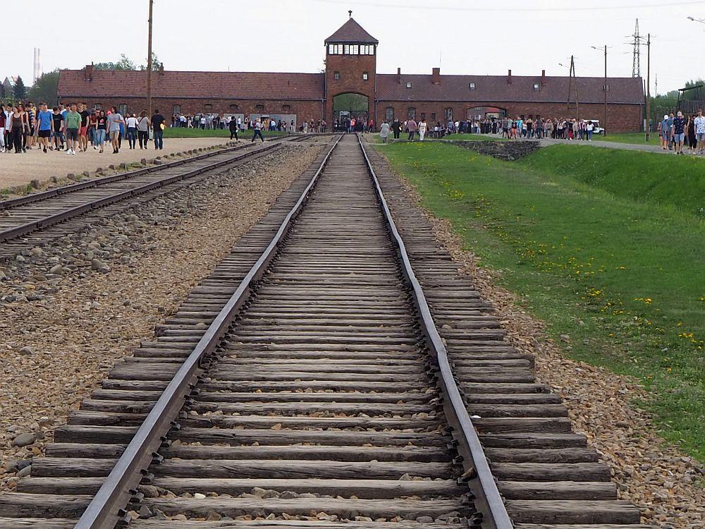 Ruminations on an Auschwitz Tour