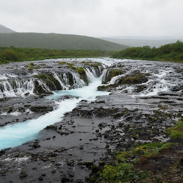 Iceland waterfalls that are easy to reach from the ring road