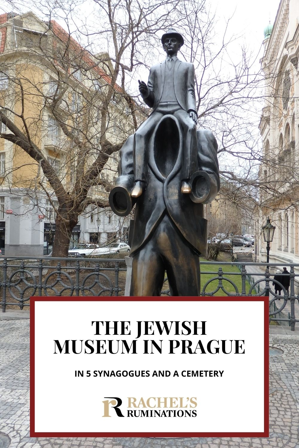 Five synagogues and a cemetery (with a ceremonial hall) are what remains of Prague's once-thriving Jewish neighborhood. Together, they now make up the Prague Jewish Museum. via @rachelsruminations