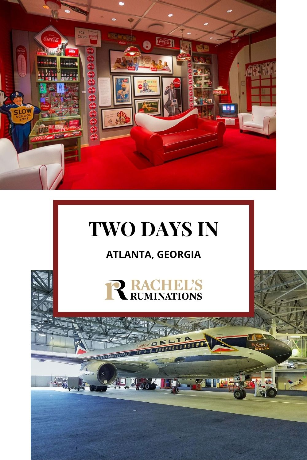 Atlanta is a modern, booming, diverse city of half a million people with a gripping history in the Civil Rights struggle. Here's what I'd see in a weekend in Atlanta! via @rachelsruminations