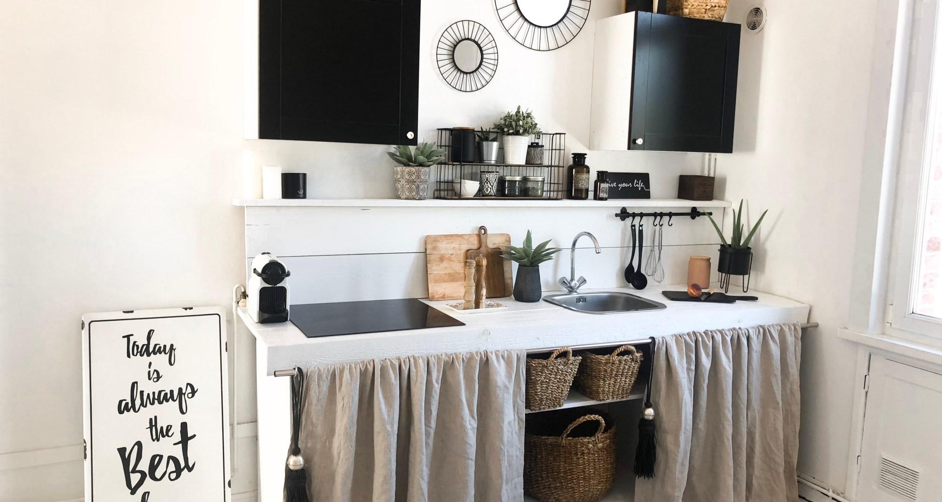 comment créer sois-même sa cuisine pas cher et en 48h : do it yourself