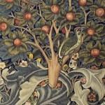 William Morris, Woodpecker Tapestry