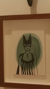 cat cafe catwoman