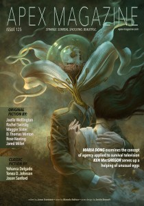 Apex Mag Issue 125 Cover