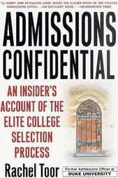 rachel-toor-admissions-confidential