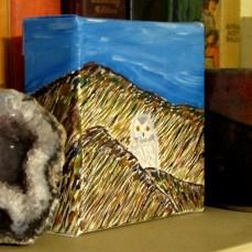 paint owl