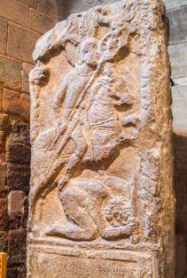 Flavinius's carving