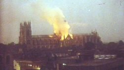 york minster fire