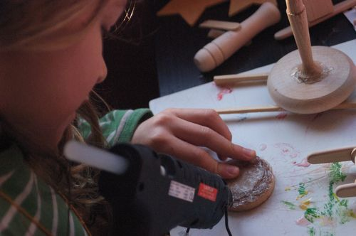 Get your kids creating! | Clean : : the LuSa Organics Blog