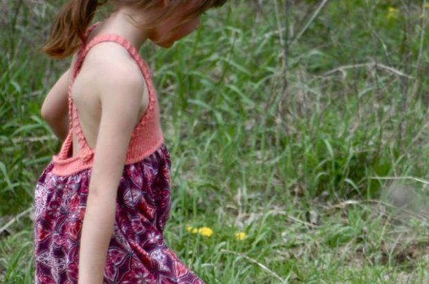 A little dress. {Clean. the LuSa Organics Blog}