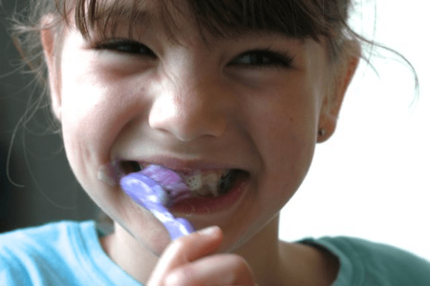 Why we brush our teeth with soap. (And other healthy tooth tips!) Holistic Tooth Care Part 1: Hygiene