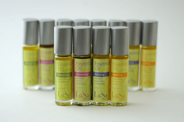 LuSa Organics giveaway and free shipping offer