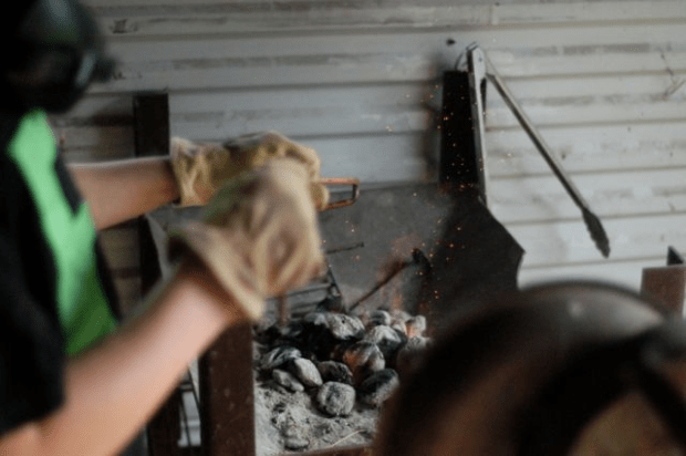 Forge is a noun. Thoughts on project-based homeschooling.
