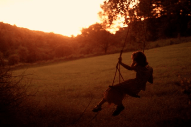 Sunset, summer, and childhood. On being here, now. | Clean. www.lusaorganics.typepad.com