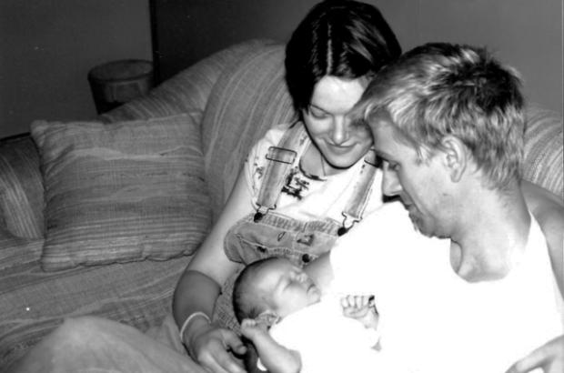 Reflections on Motherhood : : www.lusaorganics.typepad.com : : Rachel Wolf, Clean