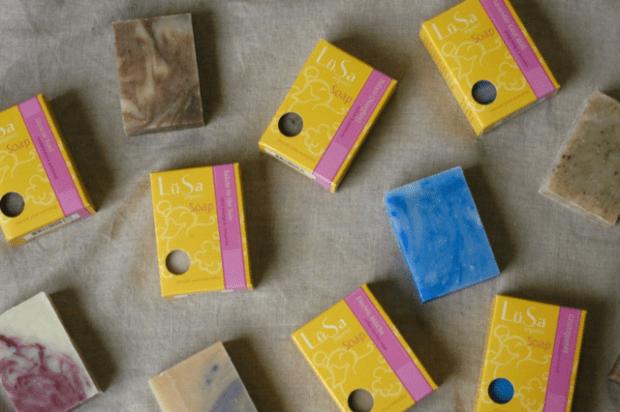 Soap of trhe Month Club : : LuSa Organcis