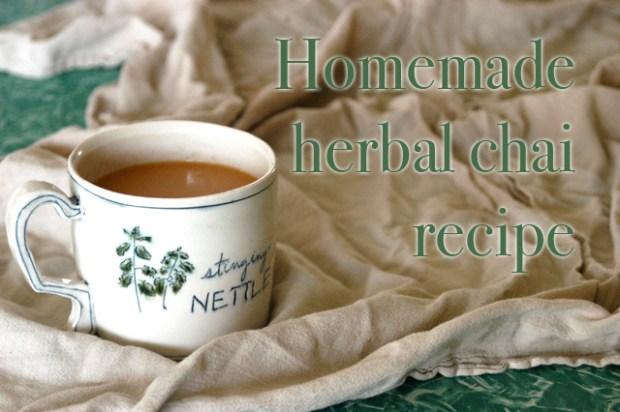 Best homemade chai recipe. | Clean.