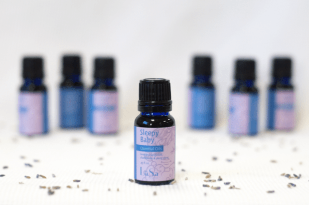 LuSa Essential Oil Blends