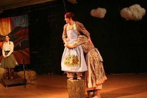 Goblin Market. 2013 photos courtesy of Anam Cara Theatre.
