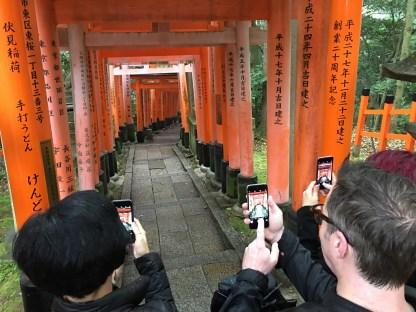 Pics of Pics - Fushimi Inari