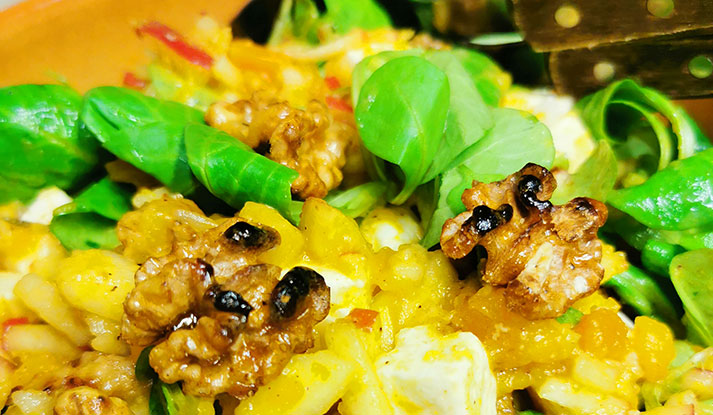Das klassische Grillbuffet - ideal für ihre Feier bei uns in der RachKuchl am Vomperberg