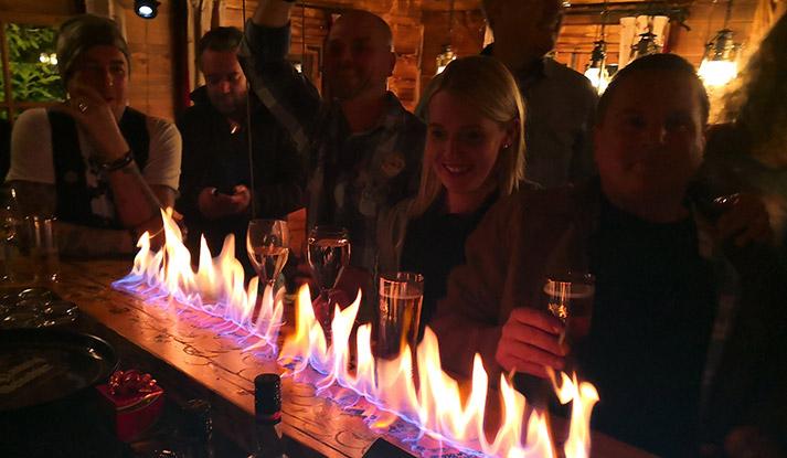 Ihre Feier in der RachKuchl am Vomperberg - gemütlich, bodenständig, ausgeflippt, edel, tags, nachts, ruhig oder laut - ihre Feier ganz nach ihrem Geschmack