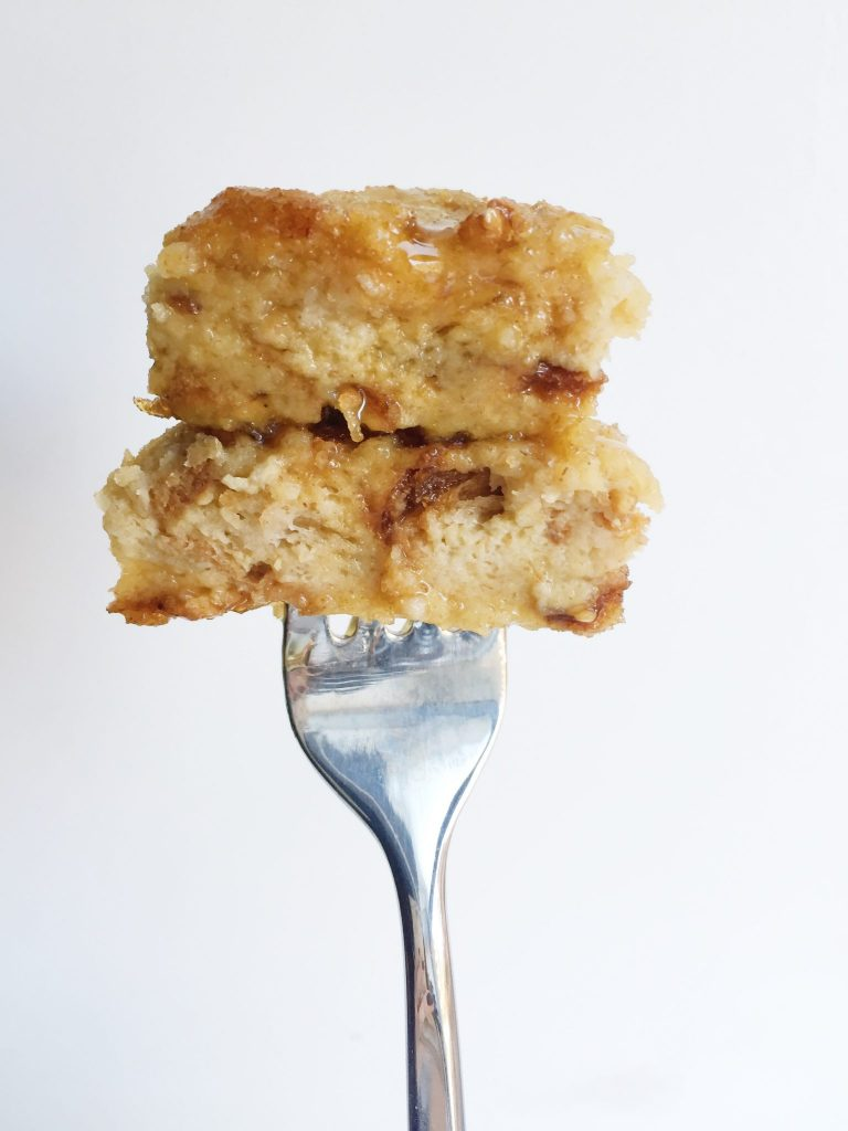 oatmeal french toast bake
