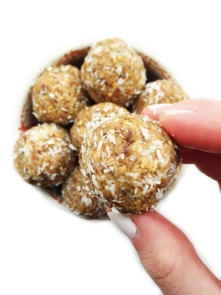 Maca Superfood Bliss Balls by rachLmansfield