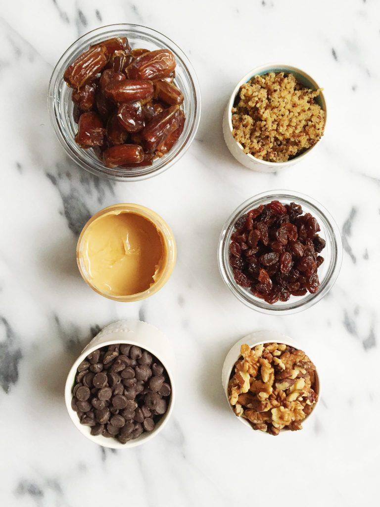 Quinoa Chocolate Crunch Bars by rachLmansfield