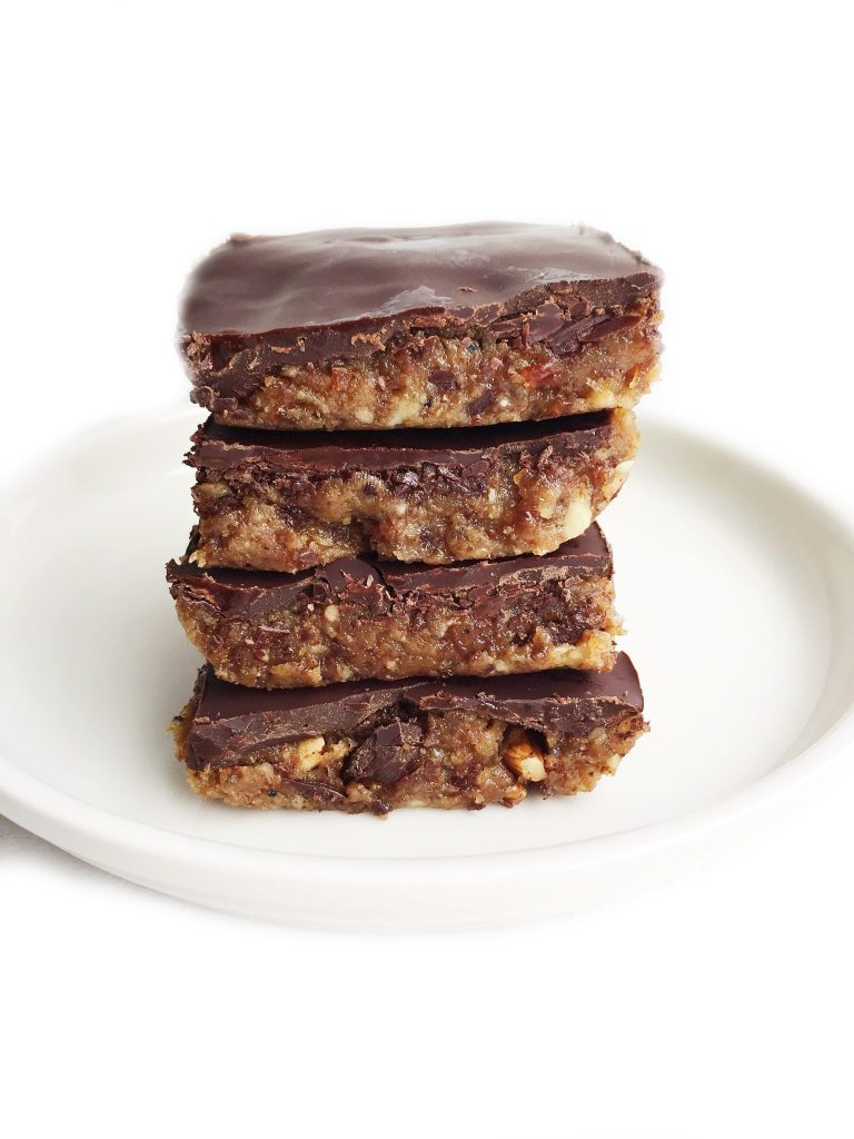 Quinoa Chocolate Crunch Bars