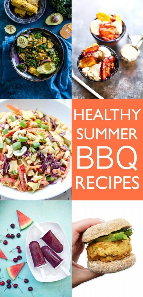 5 Healthy Summer Barbecue Recipes by rachLmansfield