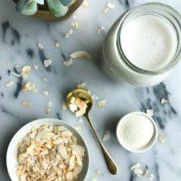 5-minute Collagen Coconut Milk (super easy!)