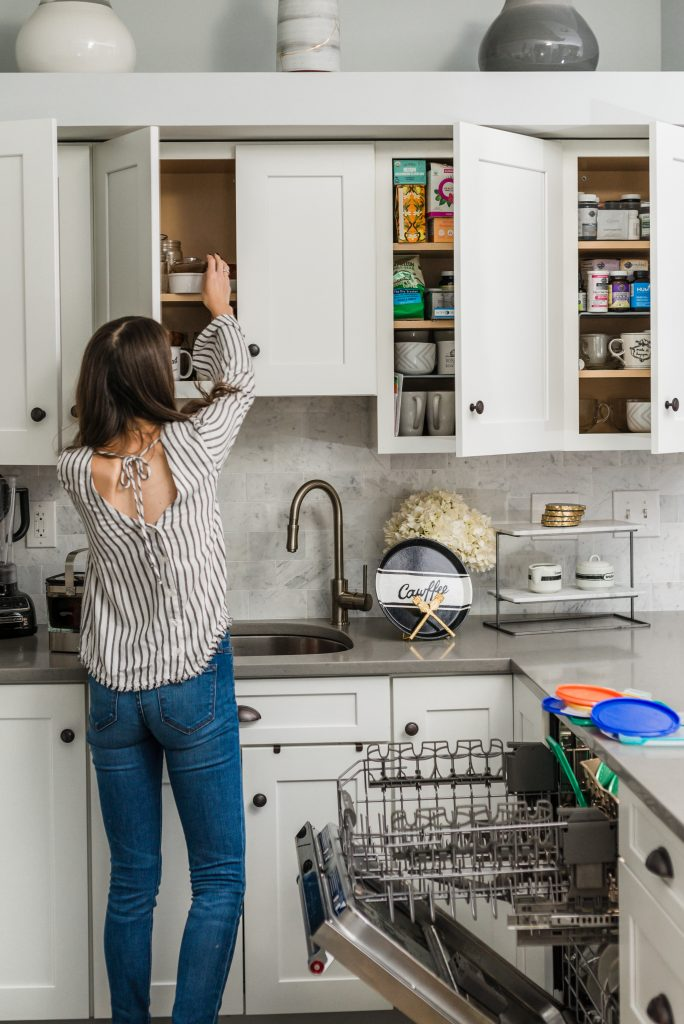 Creating our dream kitchen with Kitchen Aid