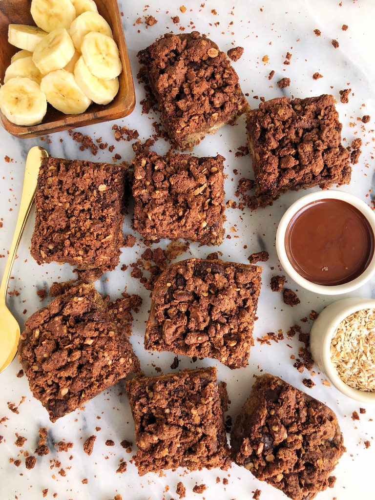 Sharing My Favorite Healthy + Delicious Nut-free Dessert Recipes from the blog! A mix of breads, cookies, cinnamon rolls and more.