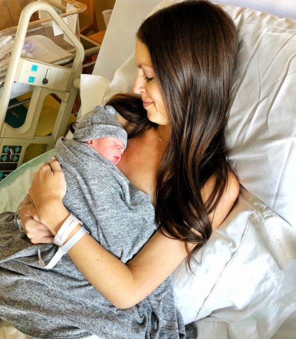 Ezra Benjamin's Birth Story