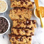 Gluten-free Lactation Chocolate Chip Banana Bread (dairy-free)